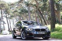 USED 2015 65 BMW 1 SERIES 1.5 118I M SPORT 3d AUTO 134 BHP