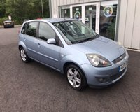 USED 2007 07 FORD FIESTA 1.25 ZETEC CLIMATE THIS VEHICLE IS AT SITE 1 - TO VIEW CALL US ON 01903 892224