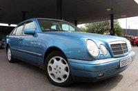 1998 MERCEDES-BENZ E CLASS 2.8 E280 ELEGANCE V6 4d 201 BHP £900.00