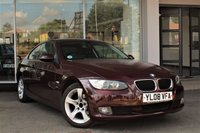 USED 2008 BMW 3 SERIES 2.0 320I SE 2d 168 BHP + TOP SPEC WITH ALL THE EXTRAS