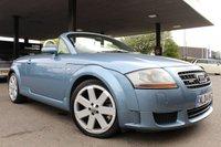 2004 AUDI TT 3.2 ROADSTER V6 QUATTRO 2d 247 BHP £3500.00