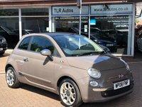 2008 FIAT 500 1.2 SPORT MULTIJET 3d 75 BHP £3495.00