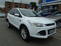 2015 FORD KUGA 2.0 TITANIUM TDCI 5d AUTO 177 BHP £13594.00