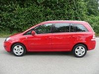 2010 VAUXHALL ZAFIRA 1.9 ENERGY CDTI 5d AUTO 118 BHP £4495.00