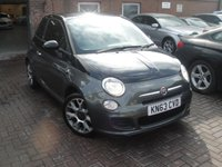 USED 2013 63 FIAT 500 1.2 GQ 3d 69 BHP ANY PART EXCHANGE WELCOME, COUNTRY WIDE DELIVERY ARRANGED, HUGE SPEC