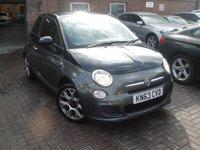 2013 FIAT 500 1.2 GQ 3d 69 BHP £5350.00
