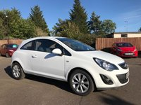 USED 2014 64 VAUXHALL CORSA 1.2 EXCITE AC 3d  LOW MILEAGE EXAMPLE BLUETOOTH, AIR CON NO DEPOSIT  PCP/HP FINANCE ARRANGED, APPLY HERE NOW