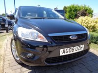 USED 2008 08 FORD FOCUS 1.6 STYLE 5d 100 BHP **Company + 1 Owner May 2019 Mot**