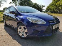 USED 2014 14 FORD FOCUS 1.6 EDGE TDCI 115 5d A/C & EXTRAS