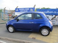 USED 2009 09 FIAT 500 1.2 POP 3d 69 BHP New MOT & Full Service Done on purchase + 2 Years FREE Mot & Service Included After . 3 Months Russell Ham Quality Warranty . All Car's Are HPI Clear . Finance Arranged - Credit Card's Accepted . for more cars www.russellham.co.uk  - Owners book pack .