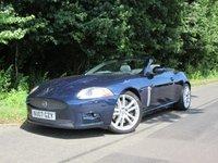 2007 JAGUAR XK 4.2 XKR 2d AUTO 416 BHP £17500.00