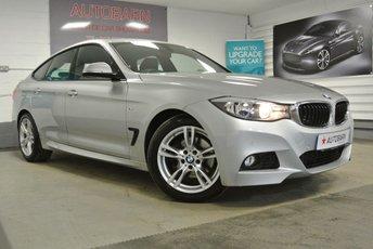 2015 BMW 3 SERIES 2.0 325D M SPORT GRAN TURISMO 5d 215 BHP £16490.00