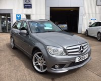 USED 2011 11 MERCEDES-BENZ C CLASS C220 CDI EST BLUEEFFICIENCY SPORT 5d AUTO 170 BHP