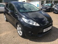 USED 2010 10 FORD FIESTA 1.6 ZETEC S 3d 118 BHP VERY LOW WARRANTED MILEAGE / VOICE COMM / USB / BLUETOOTH  / FULL SERVICE HISTORY