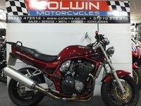 1999 SUZUKI Bandit 1200 1157cc GSF 1200 X  £2895.00