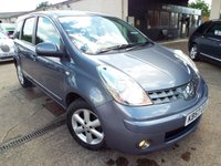 USED 2007 57 NISSAN NOTE 1.4 ACENTA 5d 88 BHP