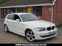 2009 BMW 1 SERIES 116I SPORT 5dr (LOW MILEAGE) £5990.00