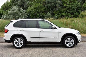 2010 BMW X5 3.0 XDRIVE30D SE 5d AUTO 241 BHP £12990.00