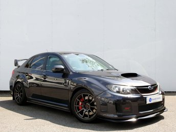 2010 SUBARU IMPREZA 2.5 WRX STI TYPE -UK AWD 4d 363 BHP £SOLD