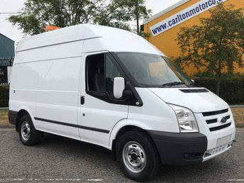 2011 FORD TRANSIT 2.4 100 T350m High Roof [ Mobile Workshop-Generator ] Van Low Mileage XBG £12950.00
