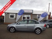 USED 2005 55 FORD FOCUS 1.6 TITANIUM 4DR SALOON 113 BHP ++++WORLD CUP SALE NOW ON+++