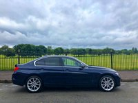2014 BMW 3 SERIES 2.0 320D LUXURY 4d 184 BHP £12495.00