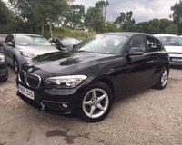 2015 BMW 1 SERIES 1.5 116D SE 5d 114 BHP £11989.00