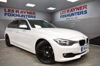 2014 BMW 3 SERIES 2.0 320D EFFICIENTDYNAMICS TOURING 5d 161 BHP £11999.00