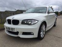 2008 BMW 1 SERIES 2.0 120D M SPORT 2d 175 BHP £6490.00
