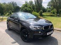 2017 BMW X6 3.0 XDRIVE30D M SPORT 4d AUTO 255 BHP £41000.00