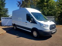 2017 FORD TRANSIT 350 RWD 2.2 130 BHP L3 H3 TREND **CHOOSE FROM 70 VANS** £16450.00