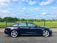 2013 AUDI A6 2.0 TDI S LINE 4d AUTO 175 BHP £11995.00