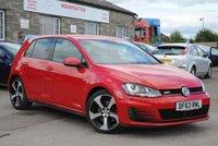 2014 VOLKSWAGEN GOLF 2.0 GTI 5d 218 BHP £12975.00