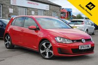 USED 2014 63 VOLKSWAGEN GOLF 2.0 GTI 5d 218 BHP