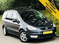 USED 2007 07 FORD GALAXY 2.0 GHIA TDCI 5d 143 BHP ANY INSPECTION WELCOME ---- ALWAYS SERVICED ON TIME EVERY TIME AND SERVICED MAINLY BY SAME DEALERSHIP THROUGHOUT ITS LIFE,NO EXPENSE SPARED, KEPT TO A VERY HIGH STANDARD THROUGHOUT ITS LIFE, A REAL TRIBUTE TO ITS PREVIOUS OWNER, LOOKS AND DRIVES REALLY NICE IMMACULATE CONDITION THROUGHOUT, MUST BE SEEN FOR THE PRICE BARGAIN BE QUICK, 6 MONTHS WARRANTY AVAILABLE,DEALER FACILITIES,WARRANTY,FINANCE,PART EX,FIRST TO SEE WILL BUY BARGAIN