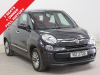 USED 2015 15 FIAT 500L MPW 1.2 MULTIJET POP STAR 5d 85 BHP 7 SEATS Registered in May 2015, 1 Owner, Full Service History, MOT until June 2019, 7 Seats, Parking Sensors, £20 Road Fund Licence, Air Conditioning, Bluetooth, Alloys, USB/AUX, 2 Keys. Free RAC warranty and Free RAC Breakdown Cover