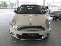 2010 MINI HATCH ONE 1.6 ONE 3d 98 BHP £5100.00