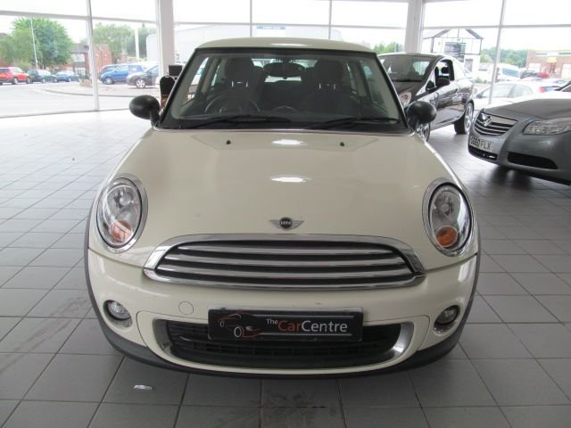2010 60 MINI HATCH ONE 1.6 ONE 3d 98 BHP