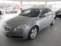 USED 2010 60 VAUXHALL INSIGNIA 1.8 EXCLUSIV 5d 138 BHP
