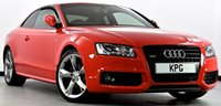 USED 2010 60 AUDI A5 3.0 TDI S line Special Edition Quattro 2dr Black Pack, Tech Pack, B&O ++