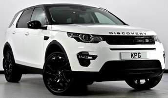 2016 LAND ROVER DISCOVERY SPORT 2.0 TD4 HSE Black 4X4 (s/s) 5dr Auto £31995.00