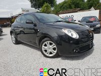 2010 ALFA ROMEO MITO 1.4 TURISMO 16V 3d 95 BHP £3995.00