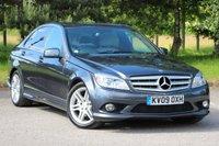 2009 MERCEDES-BENZ C CLASS 2.1 C220 CDI SPORT 4d AUTO 168 BHP £7980.00
