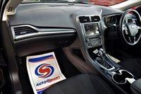 USED 2015 15 FORD MONDEO 2.0 TITANIUM TDCI 5DR AUTO 177 BHP *** SAT NAV - CRUISE - FSH ***