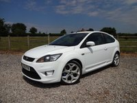 2010 FORD FOCUS 2.5 ST-2 3d 223 BHP £SOLD