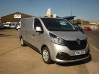 USED 2015 65 RENAULT TRAFIC 1.6DCi LL29 SPORT ENERGY 120 BHP AIRCON BLUETOOTH AND A LOT MORE NATIONWIDE DELIVERY AVAILABLE