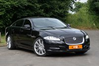 USED 2011 11 JAGUAR XJ 5.0 V8  ULTRA LOW MILES HUGE SPEC VGC
