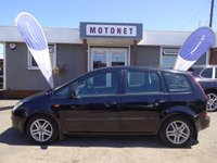 USED 2004 54 FORD C-MAX 1.6 C-MAX ZETEC TDCI 5DR DIESEL 110 BHP ++++SUMMER SALE NOW ON+++
