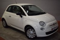 2012 FIAT 500 1.2 POP 3d 69 BHP £4490.00