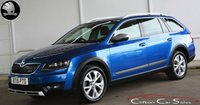 2015 SKODA OCTAVIA 2.0TDi SCOUT 4x4 ESTATE 5 DOOR 6-SPEED 148 BHP £14990.00